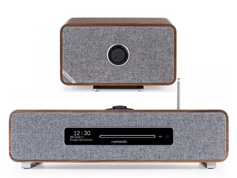 Ruark R5 + MRX Network Music System Offer