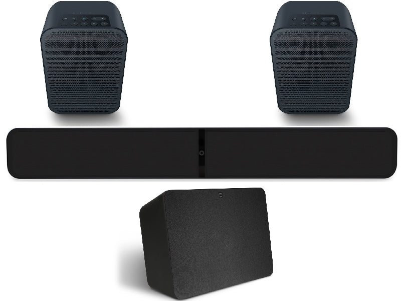 Bluesound Wireless Dolby Digital Surround Sound System