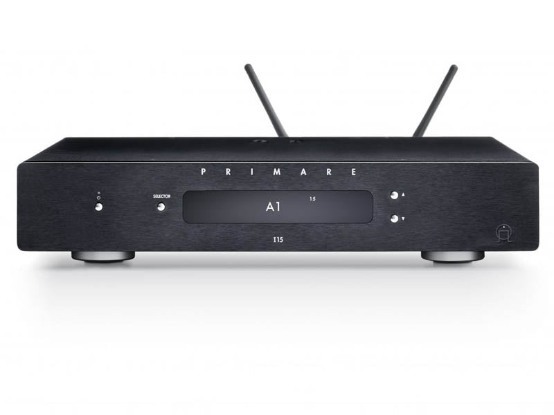 Primare I15 Prisma Streaming Amplifier