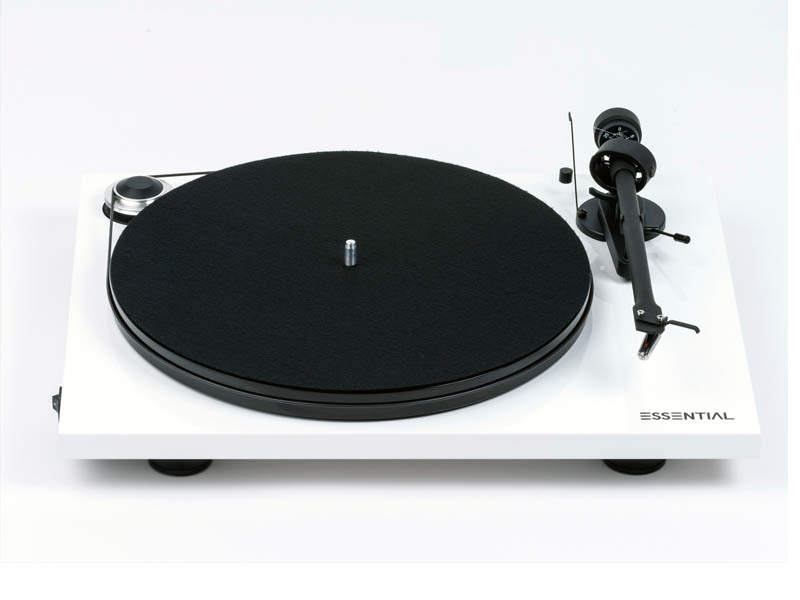 Project Essential IIIA Turntable