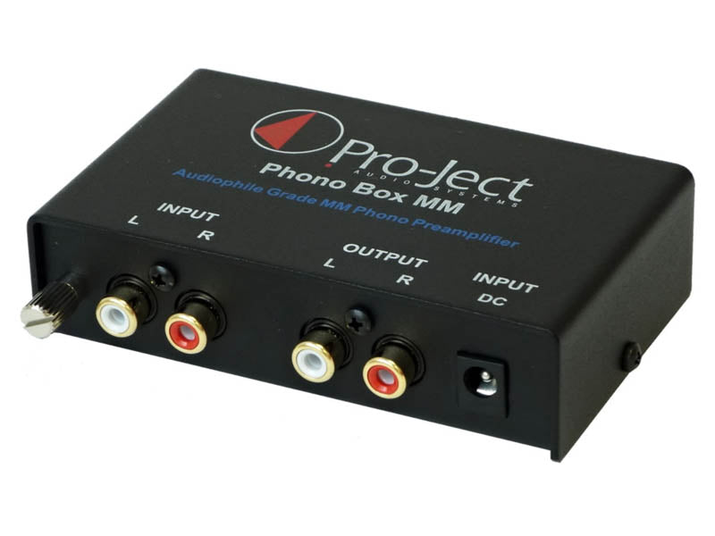 Project Phono Box MM Phono Stage