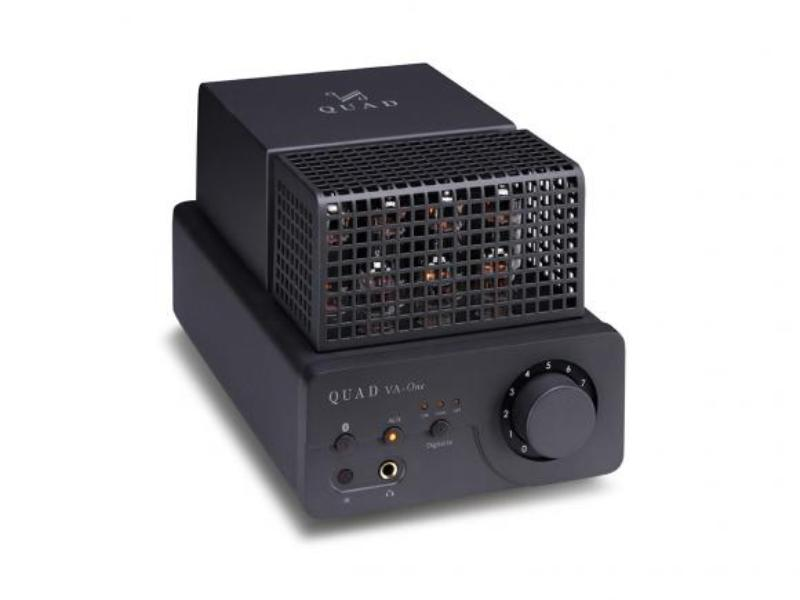 Quad VA-One Integrated Valve Amplifier