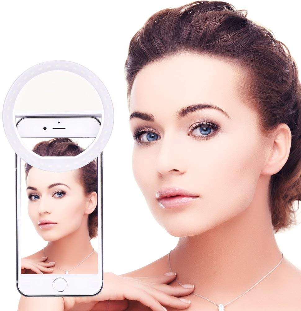 *NEW* GLOW SHINE SELFIE RING LIGHT™