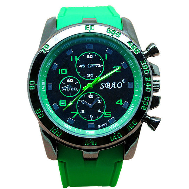 SPORTY QUARTZ WATCHES REAL HEAD TURNER