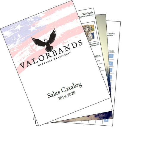 Sales Catalog ValorBAND™