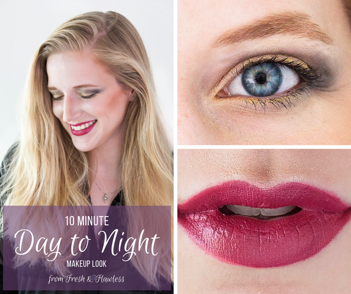 10 Minute Day to Night Look