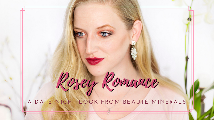 Rosey Romance: A Valentine's Day Makeup Look