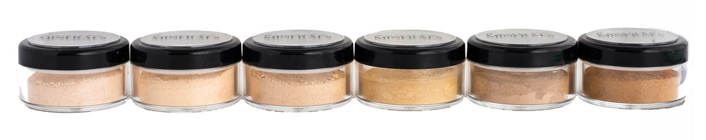 all mineral foundations