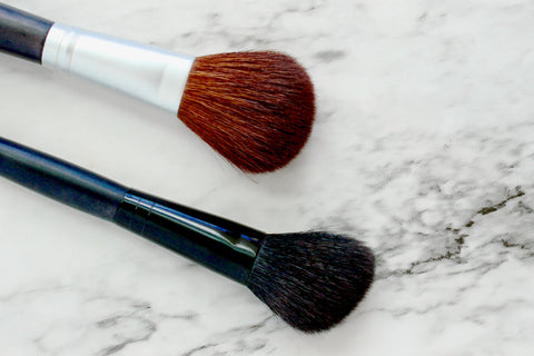 Blush Brush and Angled Blush Brush