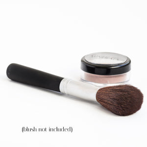 Blush Brush with Mineral Blush