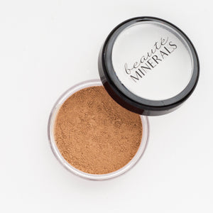 Mineral Finishing Powder in Tan