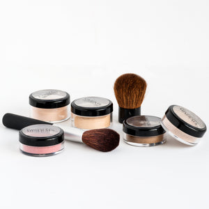 The Essentials Makeup Kit in Light Warm