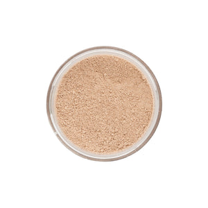 Light Cool Mineral Foundation - closeup