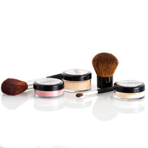 The Basics Kit with Brushes in Light Warm