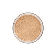 Light Warm Mineral Foundation - closeup