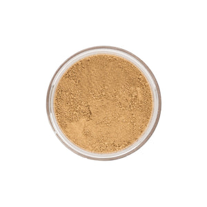 Medium Warm Mineral Foundation - closeup