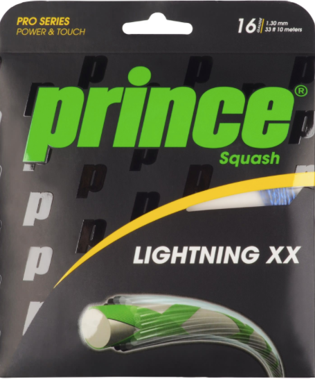 Prince Lightening XX Squash 125mm (set)