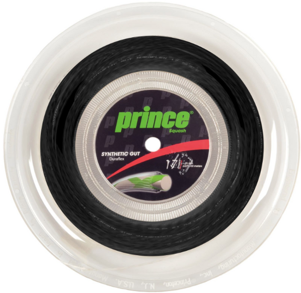 Prince Synthetic Gut Duralflex Squash 17 (100m Reel)