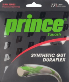 Prince Synthetic Gut Duraflex Squash (set)