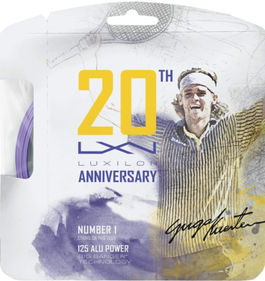 Alu Power 20th Anniversary 125 Purple (Set)