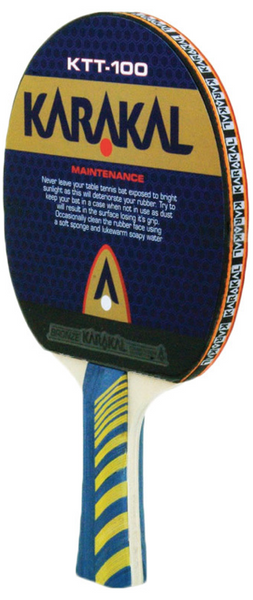 Karakal KTT-100 Standard 1* Table Tennis Bat