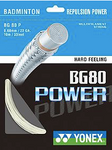 YONEX BG80 Power 0.68mm White