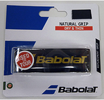 BABOLAT Natural Grip Leather - Black