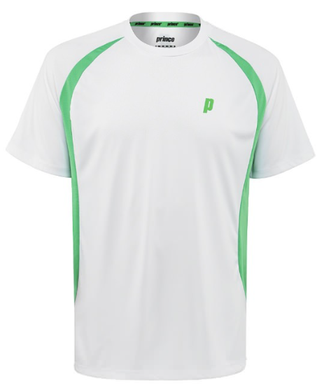 Crew Men White/Green