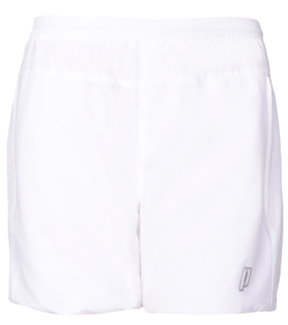 Mens Panel Short (White)
