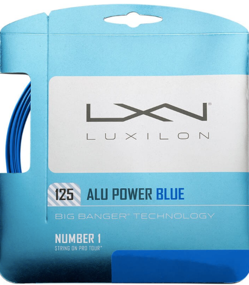 Alu Power 125 Limited Edition BLUE