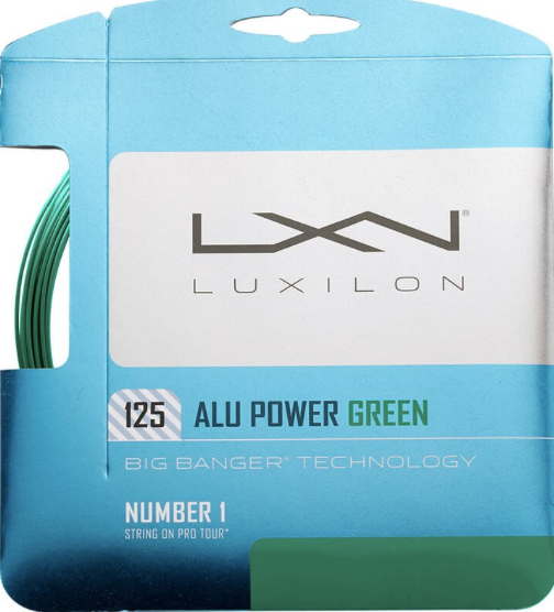 Alu Power 125 GREEN