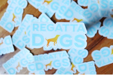 Ultimate Regatta Dogs Sticker Multipack (Five-Pack)