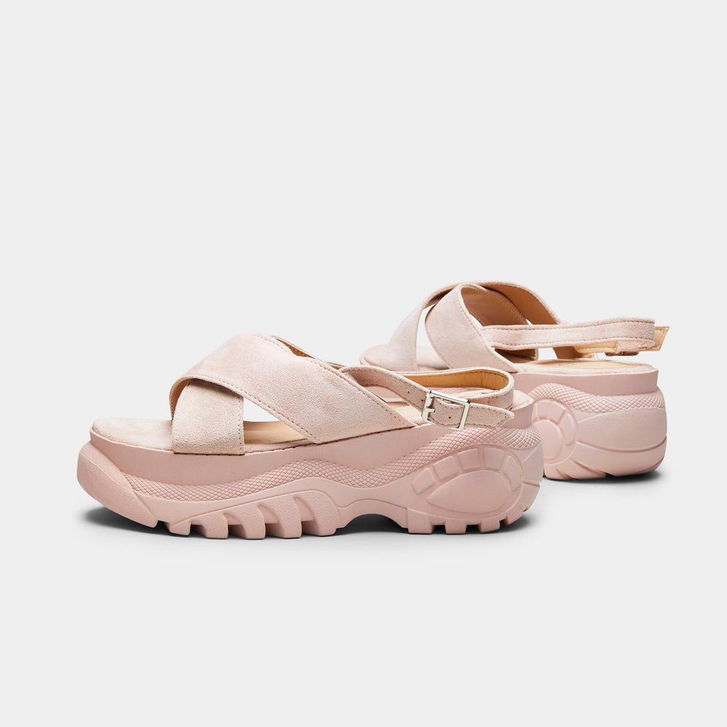 Baby Pink METIS Pink Bubble Sandals 4 view 4