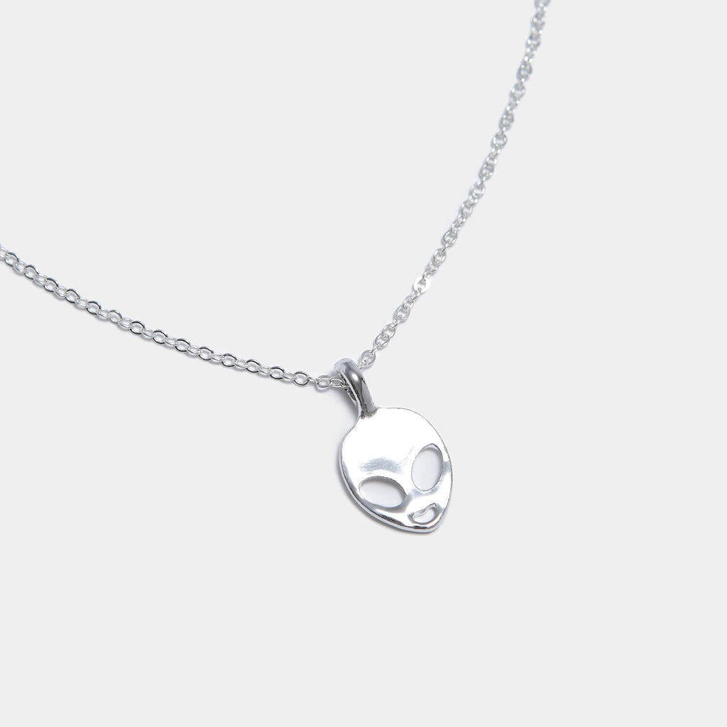 KOI Footwear Alienated Silver Necklace