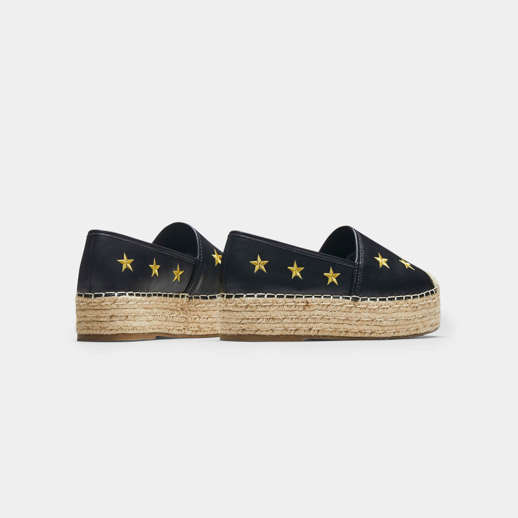 ZODY Footwear ALCOR Star Espadrilles Vegan view 4