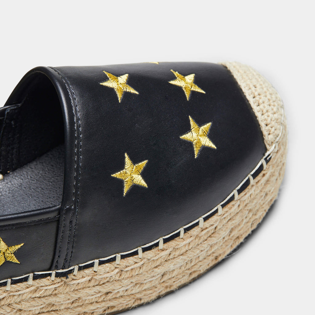 ZODY Footwear ALCOR Star Espadrilles Vegan view 5