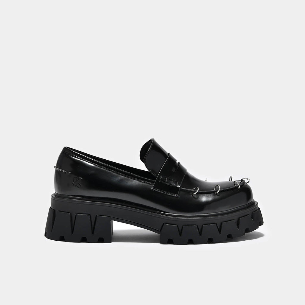 KOI Footwear Gensai Men's Cyber Punk Loafers Vegan view 2