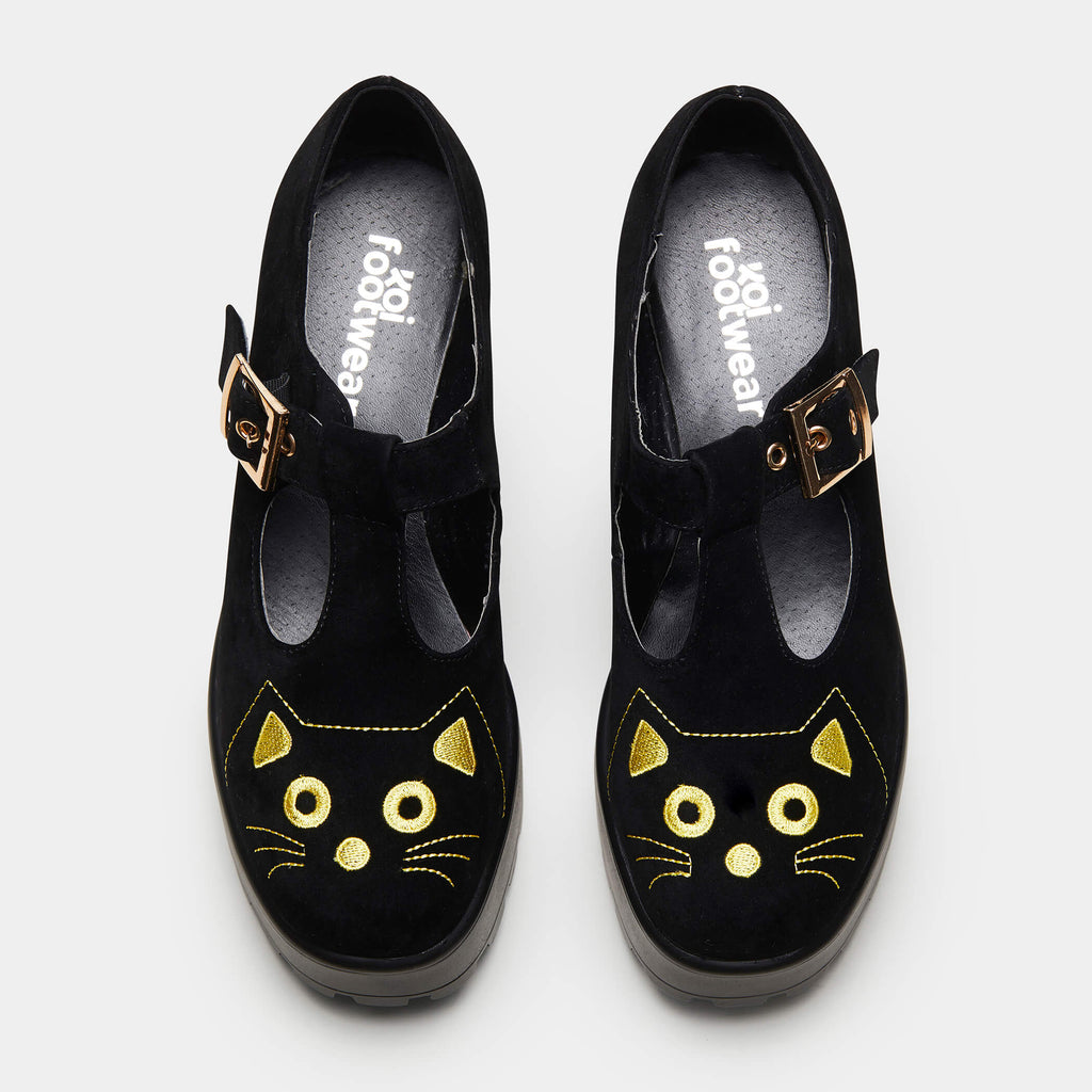 FUJI Cat Face Shoes view 3