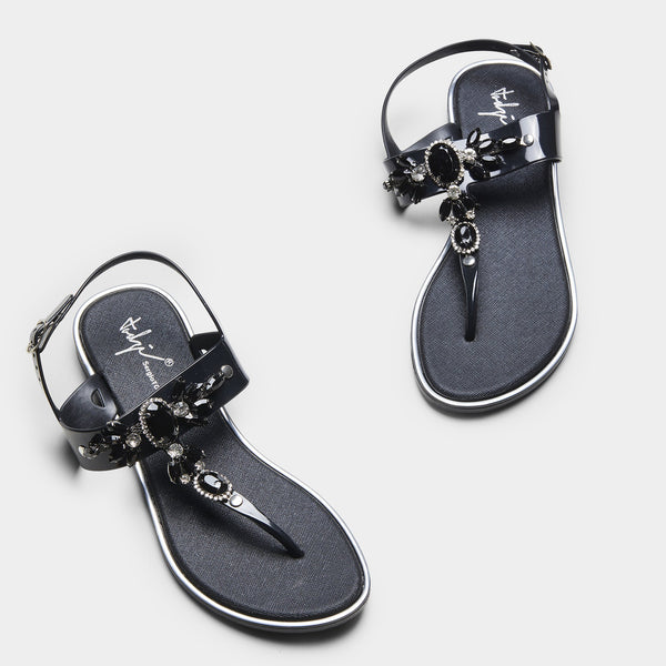 d76cff6f26a zelda jewelled flat sandals