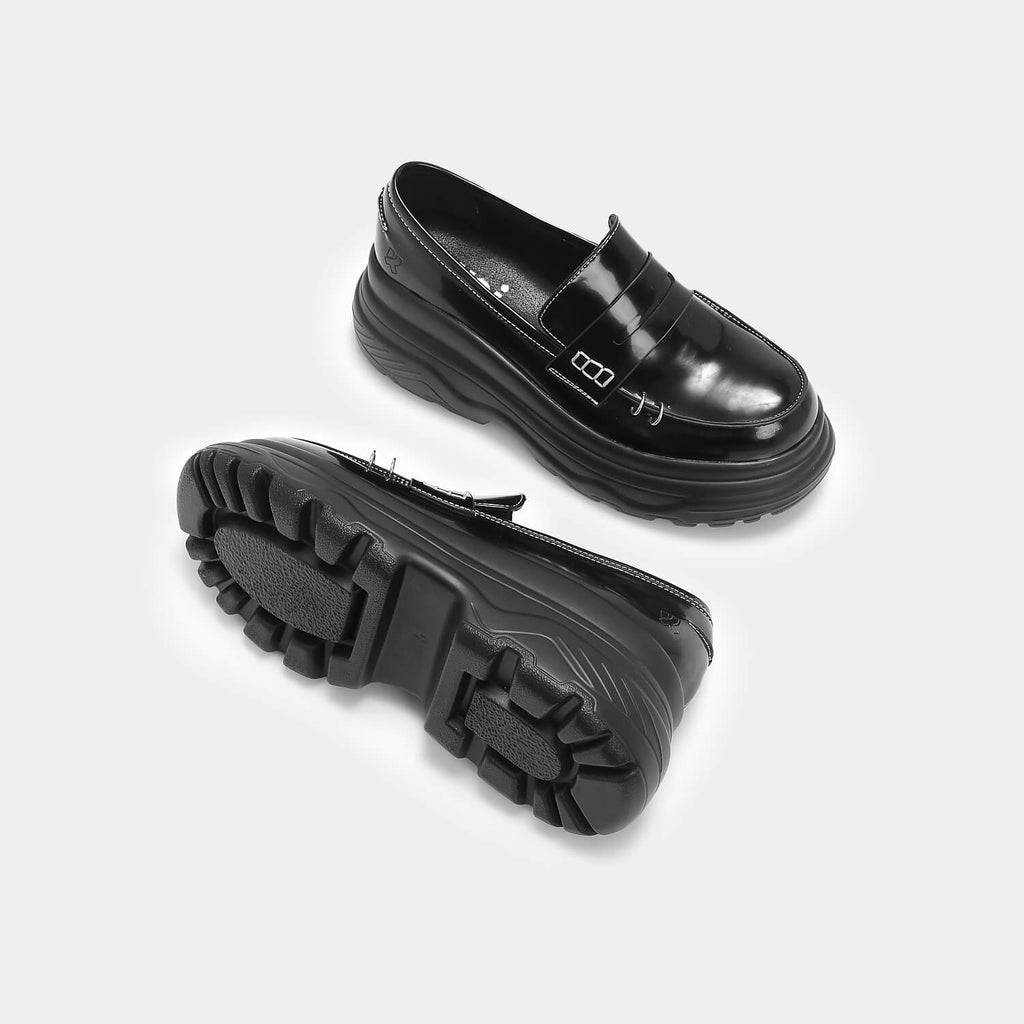 KOI Footwear Lethe Myth Loafers Vegan Loafers view 5