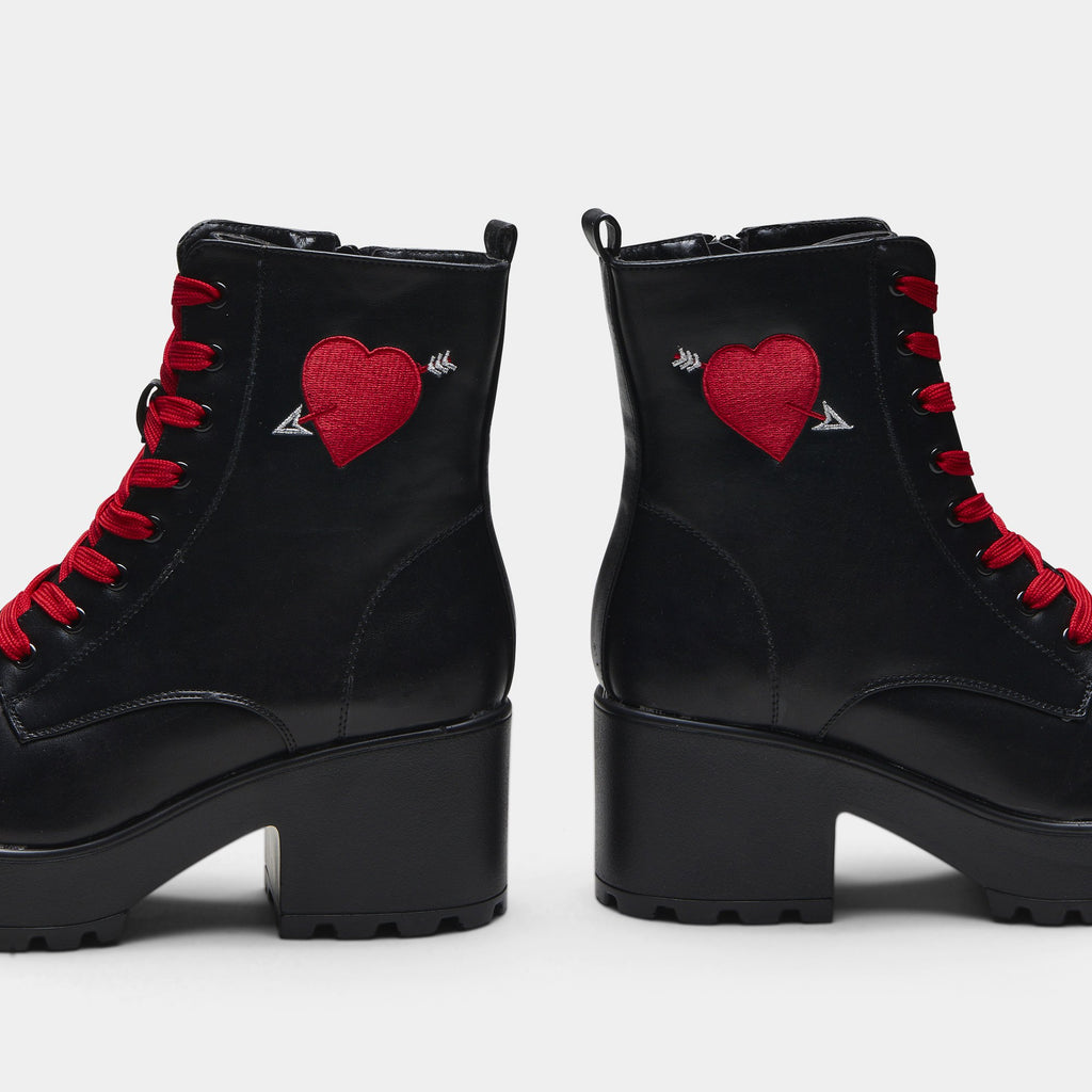 ROMEO Heart Boots view 3