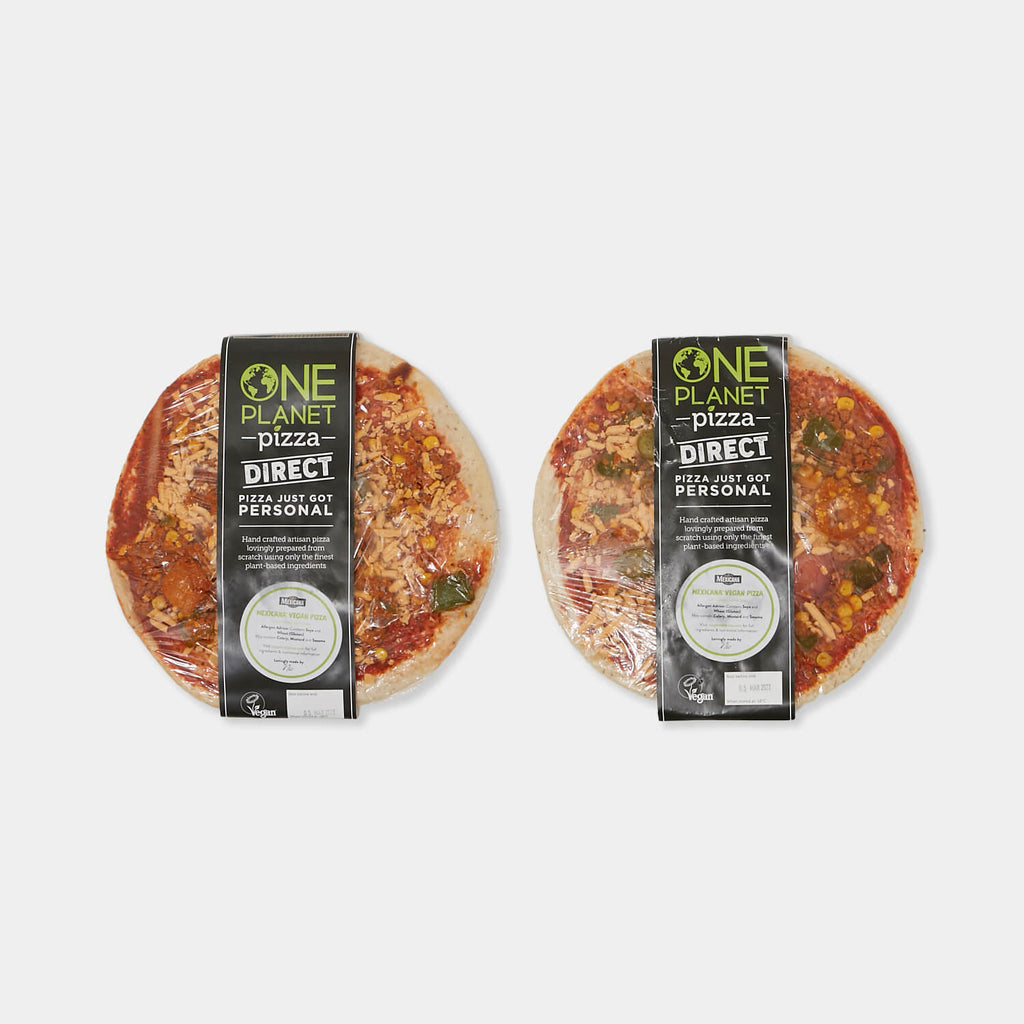 Koi Planet Vegan Pizza Bundle 1 (UK Delivery Only) view 3