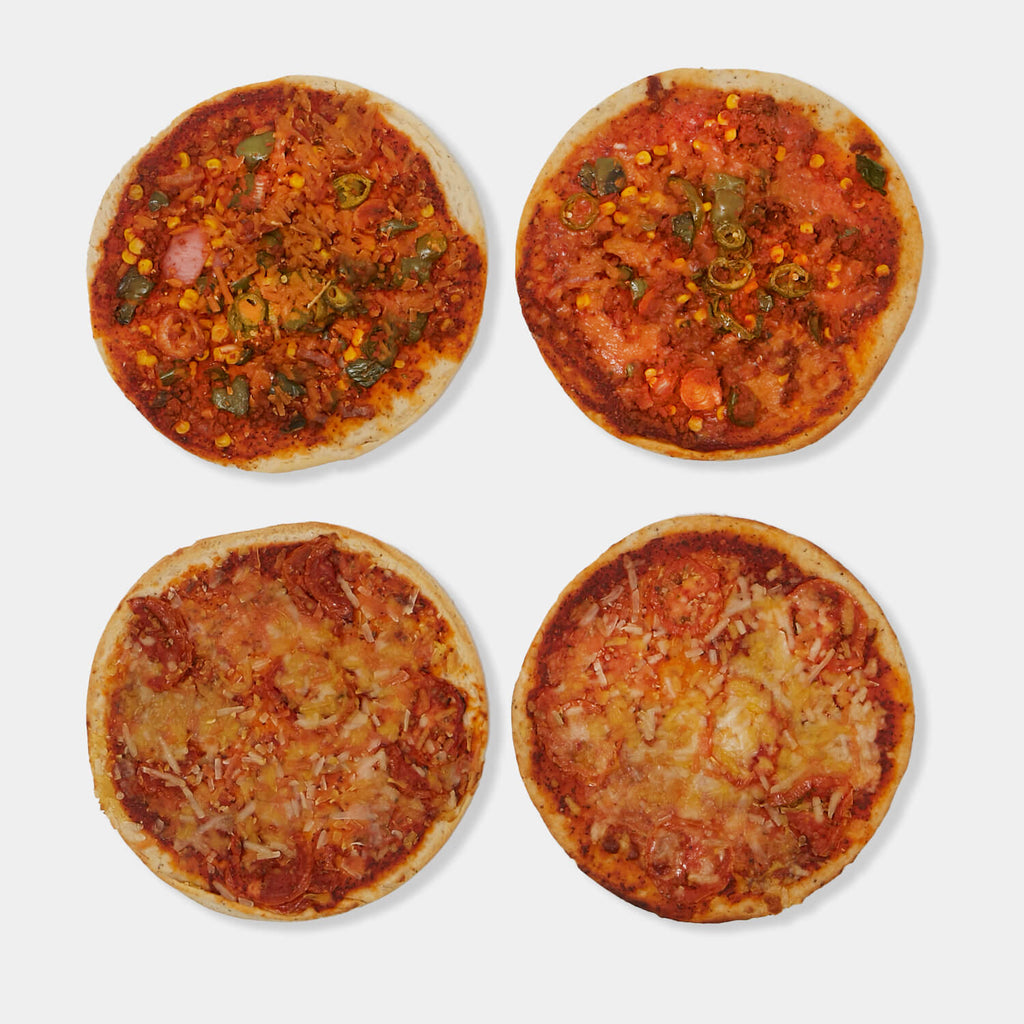 Koi Planet Vegan Pizza Bundle 1 (UK Delivery Only) view 4