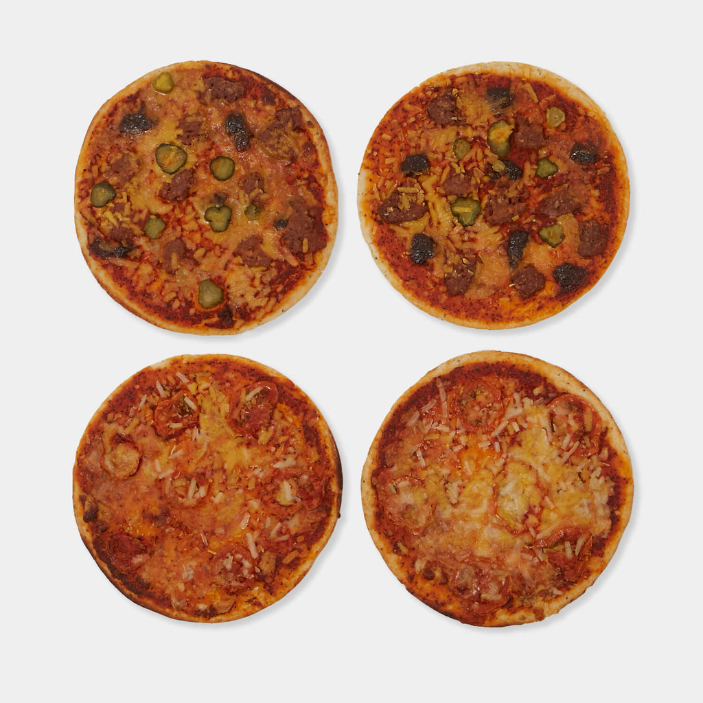 One Planet Vegan Frozen Pizza Bundle 2 (UK Delivery Only) view 4