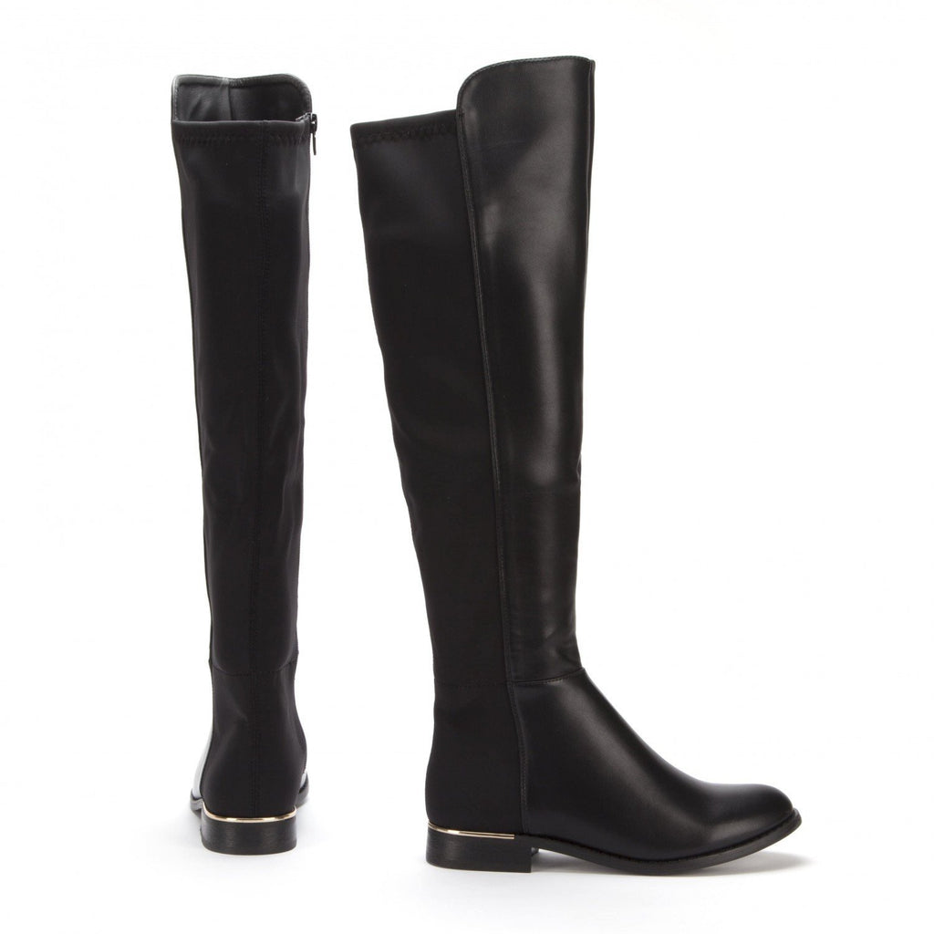 SIA Flat Knee High Boots view 4