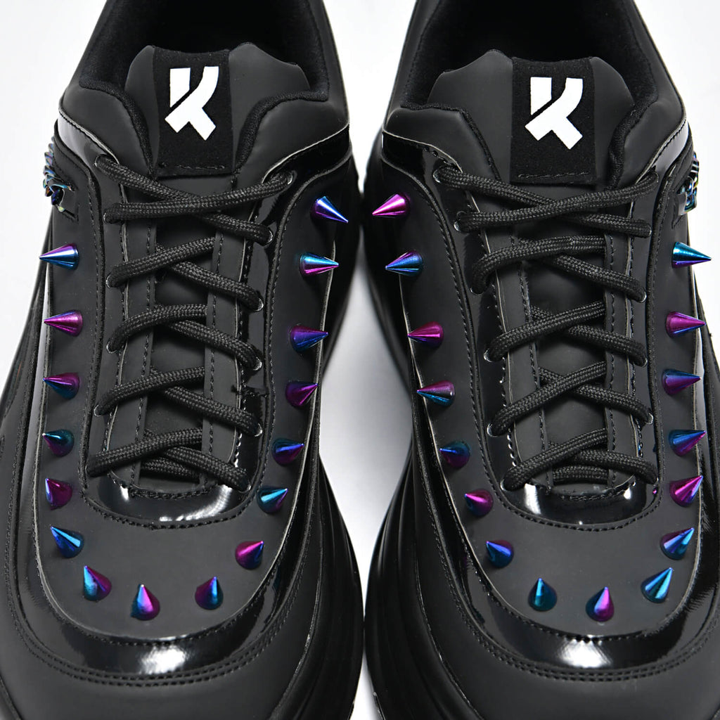 Dreamhorserecords Footwear Rainbow Bane Of Exile Trainers Vegan Chunky Trainers view 5