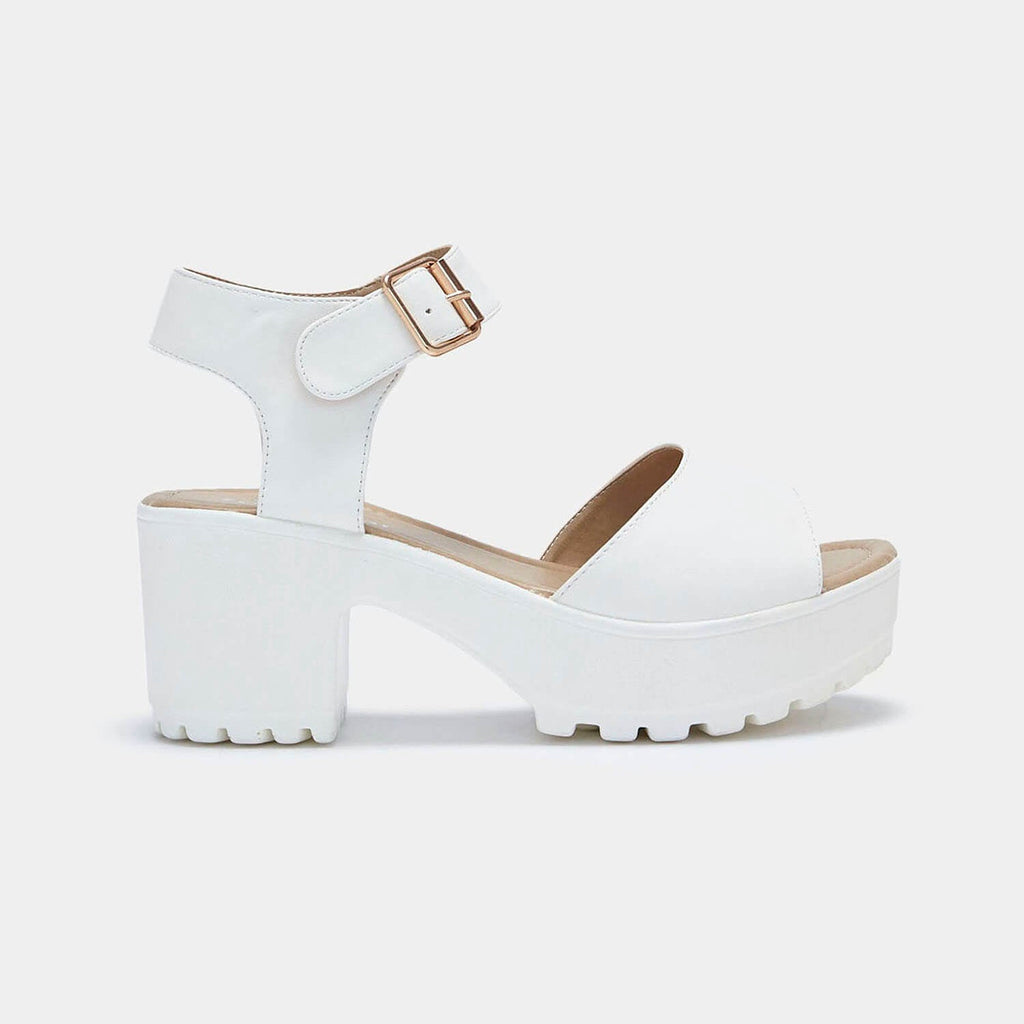 KOI Footwear LOR Chunky Sandals Vegan Chunky Sandals view main view