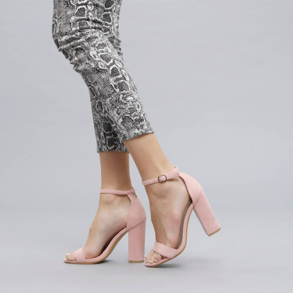 GIA Barely There Heels