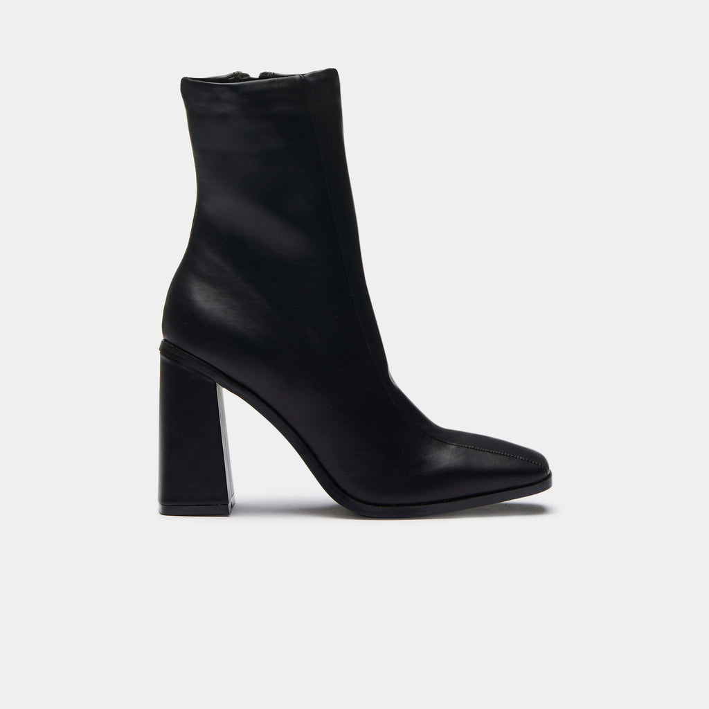 NAMI Square Toe Ankle Boot