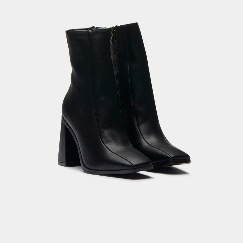 NAMI Square Toe Ankle Boot view 3